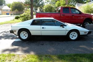 1979 Lotus Esprit S2, 2.0L