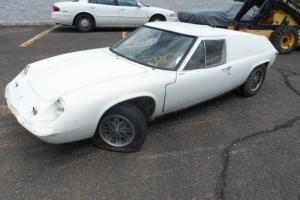 1969 Lotus Europa Base 1.5L