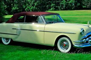 1954 Packard Convertible - Perfect Concours Restoration!
