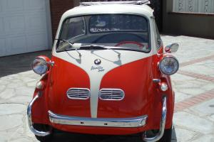 1959 BMW Isetta Photo
