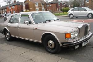 1984 ROLLS ROYCE SILVER SPIRIT CLASSIC CAR MOT