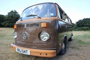1979 Volkswagen T2 Tin Top Day Bus