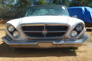 Rare 1962 Chrysler 300 2 Door Coupe BIG Block Push Button Auto in Loddon, VIC