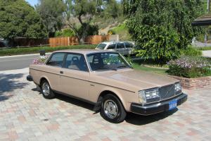 1981 Volvo 242, 240 Coupe, 240 Two Door--Excellent Condition, Fully Refurbished