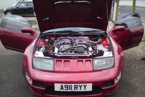 1991 NISSAN 300ZX Z32 3.0 V6 TWIN TURBO - VG30DETT AUTOMATIC with private plate