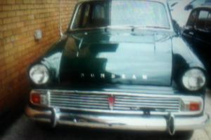 SUNBEAM MINX 1965 - NO RESERVE