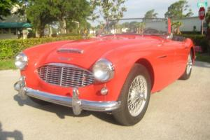 1956 Austin Healey 100-6  BN 4