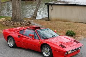 87 Ferrari 288GTO (originally a 328GTS) Pure Fun - Drivers Car - NO RESERVE!!!!