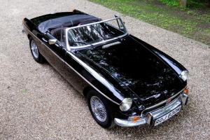 MGB Roadster One Owner For 29 Years