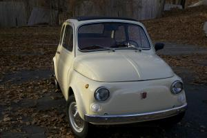 ***Extremely clean 1970 Fiat 500 L***