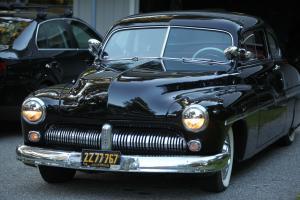 1949 mercury coupe hot rod full race flathead ford Photo