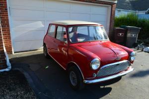 1962 Austin Mini Cooper 1275