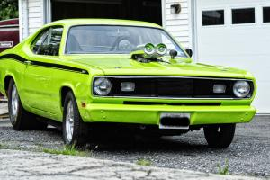 Plymouth Duster Pro Street