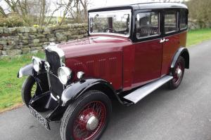 1932 Singer Junior, vintage style car, pre-war car, classic car