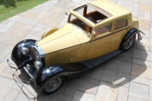 1935 ROLLS ROYCE 20/25 HOOPER SPECIAL TOURING SALOON  Photo