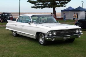 1961 Cadillac 4D Sedan in Melbourne, VIC