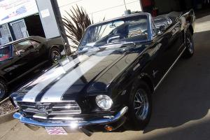 1965 Mustang Convertible 289 V8 Auto in Sydney, NSW