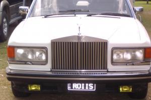 Rolls Royce Silver Spirit 1982 LPG Only