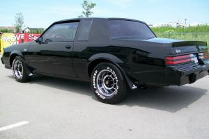 SURVIVOR 1987 Buick Regal Grand National Coupe 2-Door 3.8L highly optioned