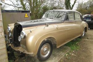 1959 BENTLEY S1 Restoration project / spares repairs, power steering