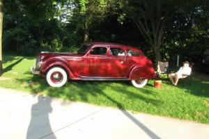 1937 Chrysler Airflow Sedan