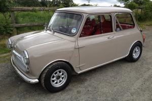 1969 Mk 2 Morris Super Deluxe Mini
