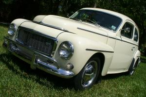 1963 VOLVO PV544 SAME OWNER 40 YEARS! AMAZING B18D VIDEO! 91 PICTURES Photo