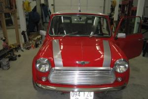 1976 Austin Mini Cooper Classic with A/C