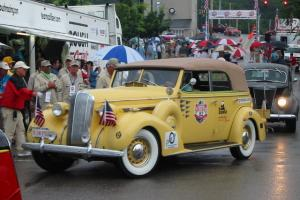 1936 buick series 80 roadmaster convertible 4 door