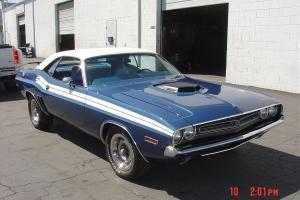 1971 Dodge Challenger R/T 383 SHAKER