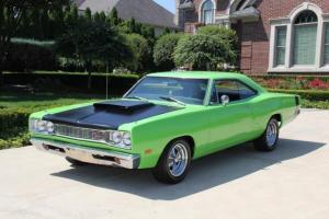 1969 Dodge Coronet Hemi Sublime Restored Restomod WOW
