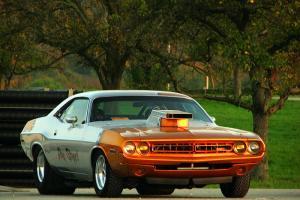 Dodge Challanger 1971 Pro street Edelbrock 500cui Mopar