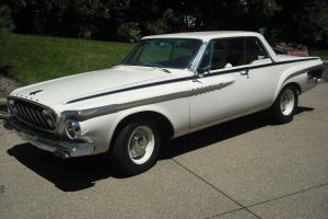 "1962 Dodge Polara 500 -  Super ""RARE"" -  Factory Air - 28K Miles - HI-PO 440"