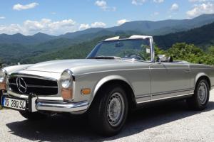 Mercedes 1970 280SL