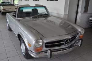 1970 Mercedes 280SL in excellent condition.