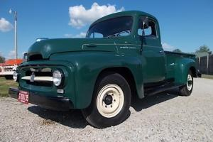 1955 INTERNATIONAL IH PICKUP TRUCK WITH RARE DUMP BED, EXCEL COND, FORD, CHEVY