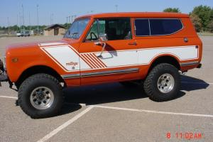 1979 International Rallye Scout 4x4 Very Nice