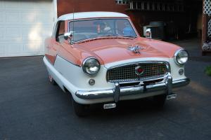 1956/57 Metropolitan Coupe