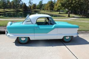 Clean and Pristine 1961 Nash Metropolitan Photo