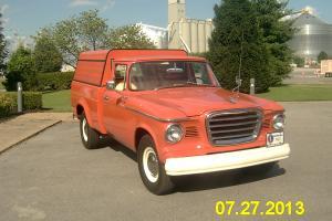 Studebaker Champ Pickup Truck (8E)