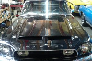 1968 FORD MUSTANG SHELBY GT 500 convertible