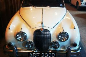 1966 JAGUAR MARK 2 MK 2 2.4 MOD - JUST ONE RECORDED PREVIOUS OWNER FROM NEW...