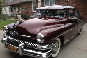 1951 Mercury 4 door Sedan