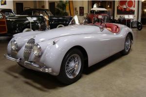 1953 Jaguar XK120 SE OTS California Car JCNA scored