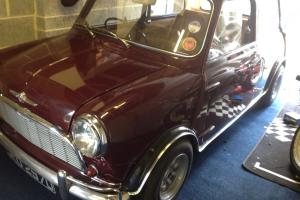 MORRIS MINI MK1 SUPER DELUX. ABSOLUTE