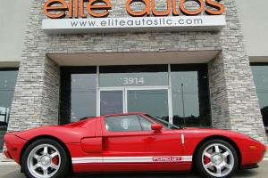 ONLY 1k MILES 1 owner ALL ORIGINAL Mcintosh Radio RED CALIPERS White Stripes 06