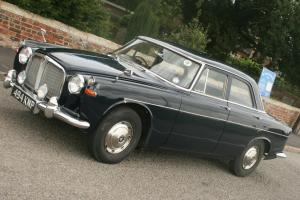 LOVELY 1963 ROVER 3 LITRE - OWNED BY ONE FAMILY FROM NEW