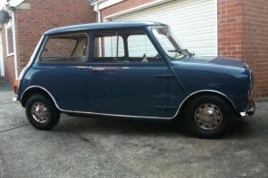 Morris mini 1000 mk2 1968