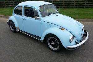 VW BEETLE CLASSIC, FULLY RESTORED , TAX EXEMPT , STUNNING CAR , READY TO SHOW