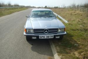 Mercedes-Benz 450 SLC coupe Blue eBay Motors #140959318051